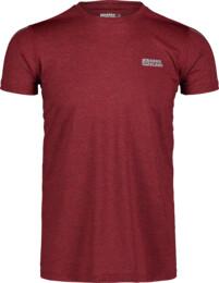Piros férfi funcionális póló REFLECTION