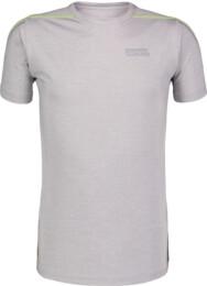 Šedé dětské funkční tričko REFLECT - NBSKF6293L