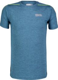 Modré dětské funkční tričko REFLECT