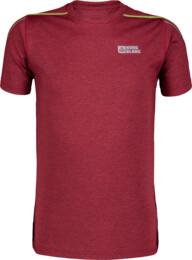 Červené dětské funkční tričko REFLECT