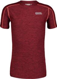 Tricou funcțional roșu pentru copii SEE