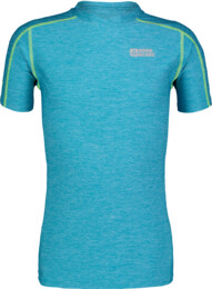Modré detské funkčné tričko SEE