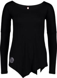 Fekete női póló LAPPET - NBFLF6536
