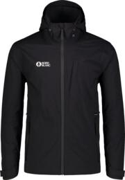 Men's black outdoor jacket EVOKE - NBSJM7371