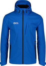 Men's blue outdoor jacket EVOKE - NBSJM7371