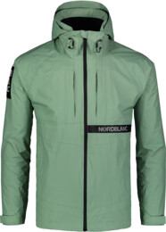Men's green light spring- autumn jacket POUCH - NBSJM7372