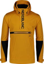 Geacă galbenă outdoor pentru bărbați QUEST - NBSJM7373