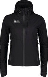 Women's black outdoor jacket GEOGRAPHICAL - NBSJL7374