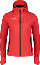 Women's red outdoor jacket GEOGRAPHICAL - NBSJL7374