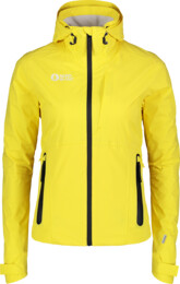 Women's yellow outdoor jacket GEOGRAPHICAL - NBSJL7374