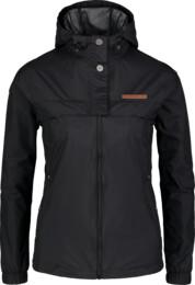Jachetă ușoară neagră de primăvară pentru femei INLUX - NBSJL7375