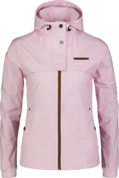 Ružová dámska ľahká jarná bunda INLUX - NBSJL7375
