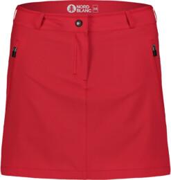 Piros női outdoor nadrágszoknya ENIGMATIC - NBSSL7420