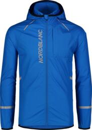 Kék férfi ultrakönnyű kerékpáros dzeki/kabát HILLSIDE - NBSJM7423