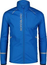 Kék férfi ultrakönnyű kerékpáros dzeki/kabát CLIMB - NBSJM7424