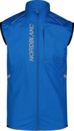 Modrá pánská ultralehká cyklovesta CONQUEST - NBSJM7425
