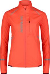 Oranžová dámska ultraľahká cyklobunda BARRIER - NBSJL7427