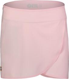 Fustă scurtă roz sport pentru femei SOPHISTICATED - NBSSL7419