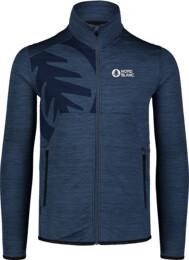 Men's blue power fleece jacket RING