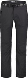 Men's grey outdoor pants ADVENTURE - NBSPM7412