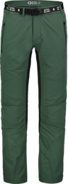 Men's green outdoor pants ADVENTURE - NBSPM7412