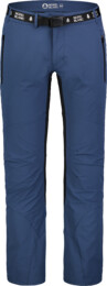 Men's blue outdoor pants ADVENTURE - NBSPM7412