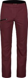 Men's wine red light outdoor pants TRIPPER - NBSPM7414
