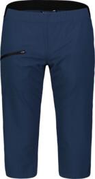 Women's blue ultra light outdoor shorts EASEFUL - NBSPL7417