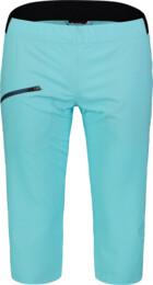Kék női ultra könnyű outdoor rövidnadrág EASEFUL - NBSPL7417