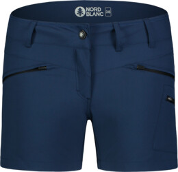 Women's blue light outdoor shorts SIMPLICITY - NBSPL7418
