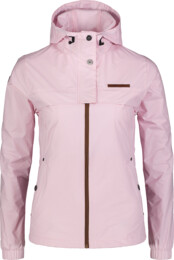 Women's pink light spring- autumn jacket INLUX - NBSJL7375