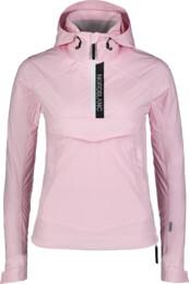 Women's pink anorak HONEST - NBSJL7376