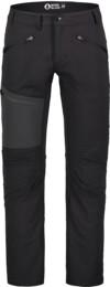 Fekete férfi outdoor nadrág TRAVELER - NBSPM7413