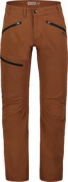 Hnědé pánské outdoorové kalhoty TRAVELER