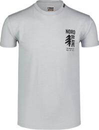 Tricou gri pentru bărbați SARMY