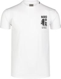 Tricou alb pentru bărbați SARMY