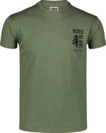 Tricou verde pentru bărbați SARMY