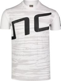Men's white cotton t-shirt IANTOS