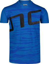 Tricou albastru pentru bărbați IANTOS