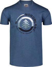 Tricou albastru pentru bărbați LANDSCAPE