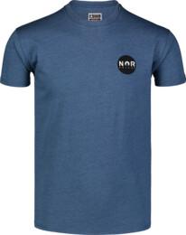 Tricou albastru pentru bărbați NOR