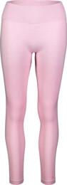 Women's pink functional seamless leggins PREVAIL
