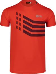 Tricou portocaliu de fitness pentru bărbați STRONGER