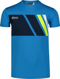 Tricou albastru de fitness pentru bărbați LEGACY