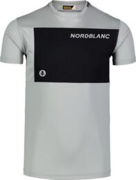 Szürke férfi fitness póló GROW