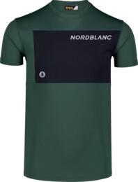 Zöld férfi fitness póló GROW